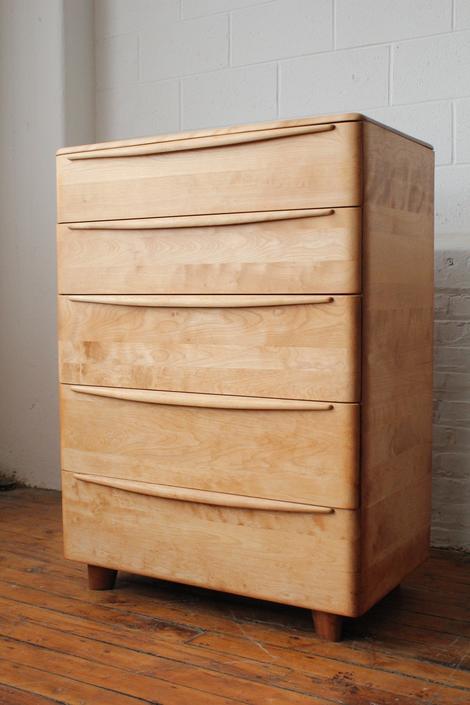 Restored Heywood Wakefield Encore Dresser by NijiFurnishing