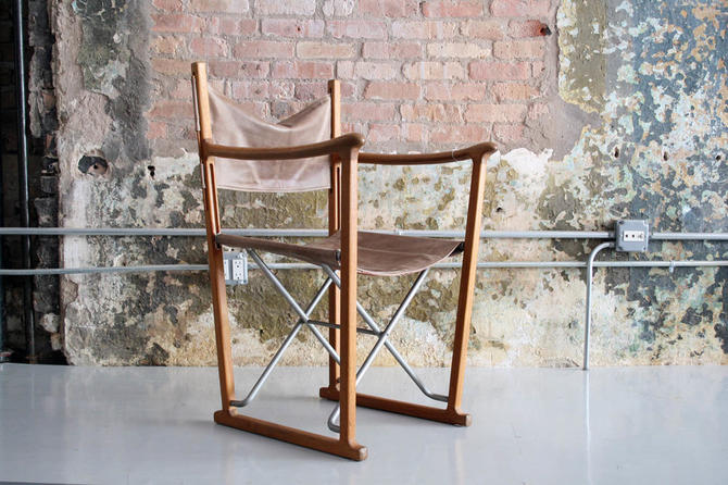 Danish 'Trip-Trap' folding chair