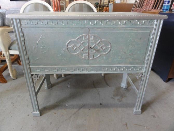 Petite Celtic Antique Cabinet