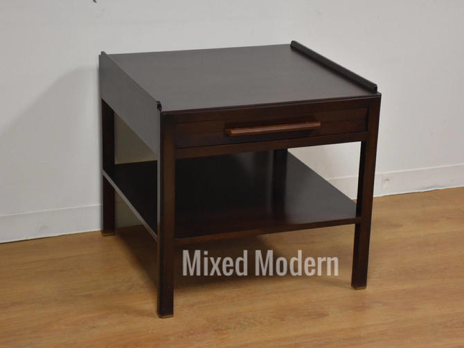 Edward Wormley for Dunbar Occassional Table by mixedmodern1