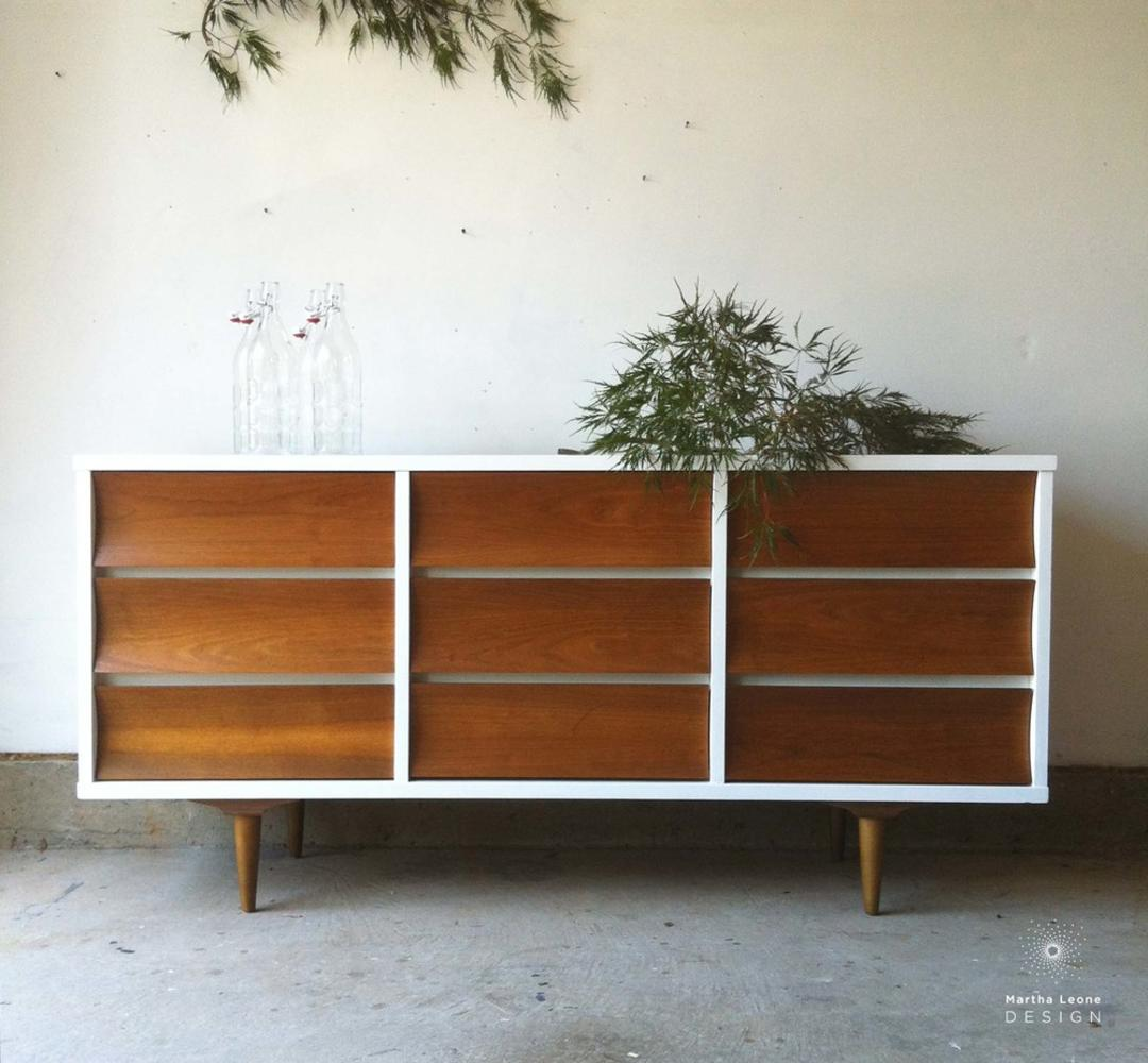 Johnson Carper Mid Century Modern Dresser Coming Soon