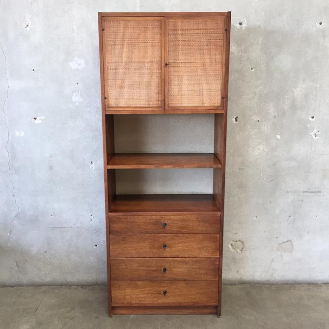 Mid Century Wall Unit by American of Martinsville