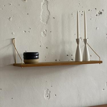 Danish Floating Shelves