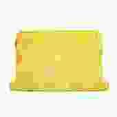 A2 Chinese Oriental Golden Yellow Silk Fabric Rectangular Seat Cushion Pad ws607S