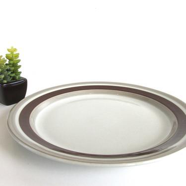 "Arabia Finland Pirtti Dinner Plate, Danish Modern 10 1/4""  Plate Designed By Raija Uosikkinen, Contemporary Plates, Scandinavian Dishes by HerVintageCrush"