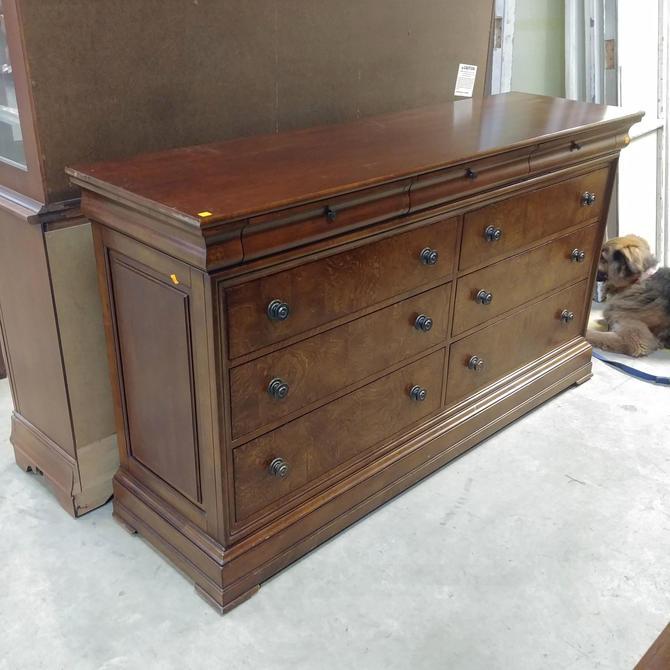 Townhouse Helmsley Double Dresser by Ethan Allen