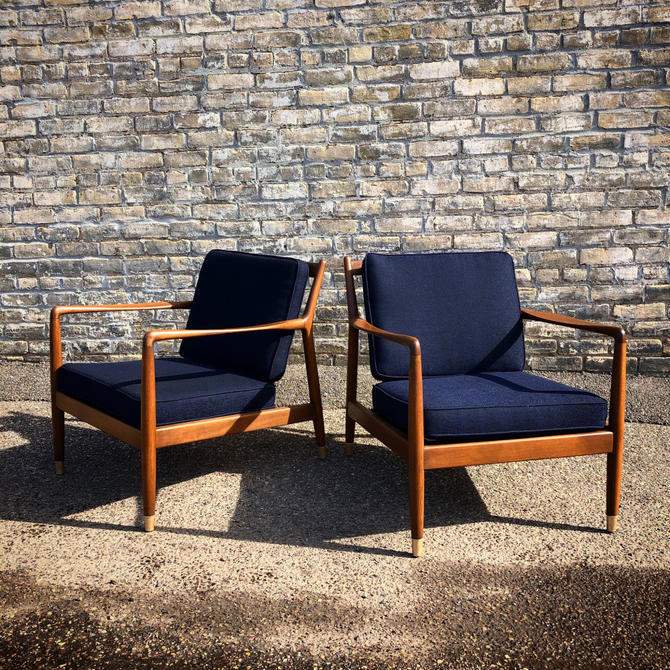 Dux Of Sweden Lounge Chairs