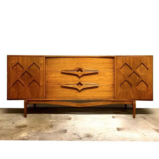 Mid Century Dresser / Credenza