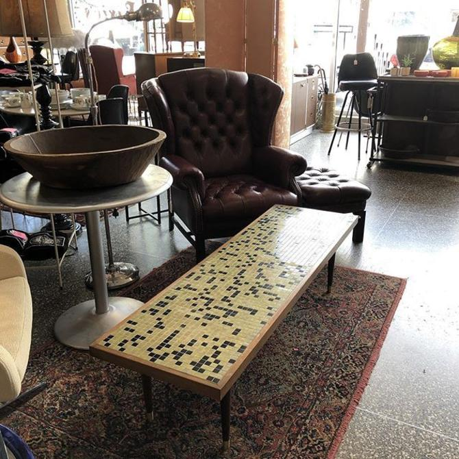 Awesome Midcentury Modern tiled Coffee Table $250