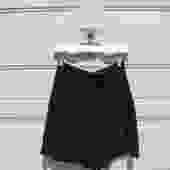 Escada Navy Wool Shorts
