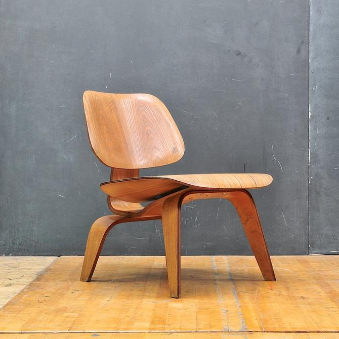1947 Charles Eames Evan Plywood Herman Miller LCW Ash Vintage Mid-Century Modern by BrainWashington