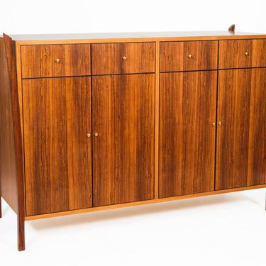 Cocobolo & Mahogany Dresser by BenNewmanFurniture