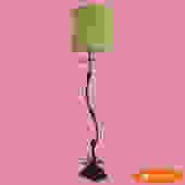 Palm Tree With Monkeys Floor Lamp