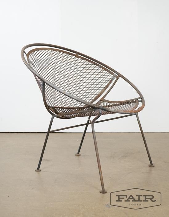 Salterini Outdoor Metal Chair