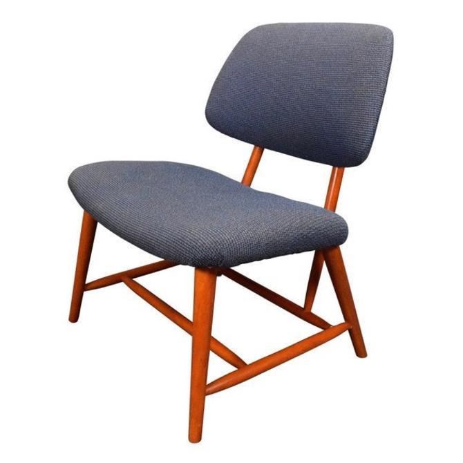 "Vintage Mid Century Modern ""TeVe"" Lounge Chair by Alf Svensson by AymerickModern"