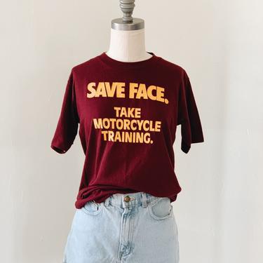 MOTORCYLCE <BR> TRAINING TEE