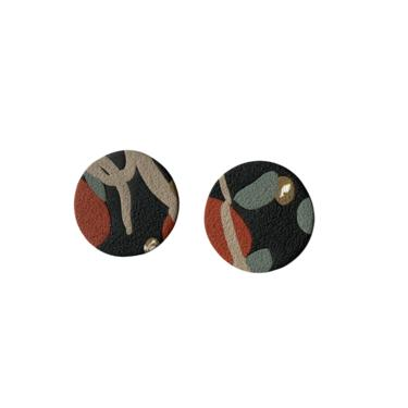 Textured Large Studs / Case of 5