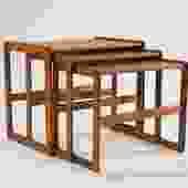 Danish Nesting Tables - Arne Hovmand Olson