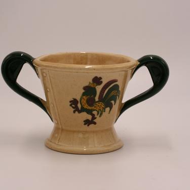 vintage metlox poppytrail sugar bowl by suesuegonzalas
