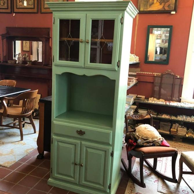 Small Painted Hutch