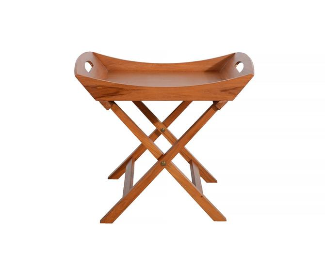 Dansk Teak Tray Table by Jens Quistgaard Danish Modern JHQ by HearthsideHome