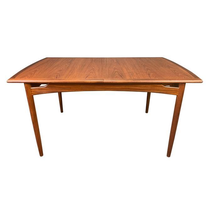 Vintage Mid Century Modern Teak Dining Table by G Plan by AymerickModern