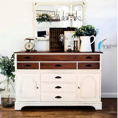 PENNSYLVANIA HOUSE solid maple  Credenza/Sideboard by BrushedbymaddieArt