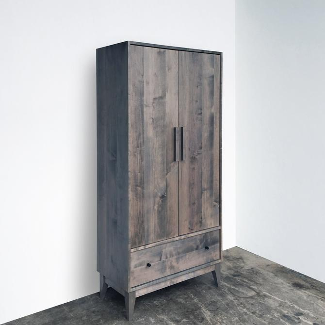 Dumont Armoire - Custom for Pansy by STORnewyork