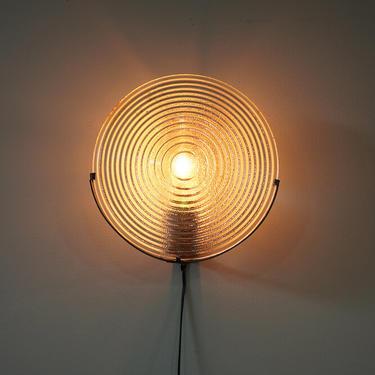 Vintage 'Spot Light' Custom Sconce