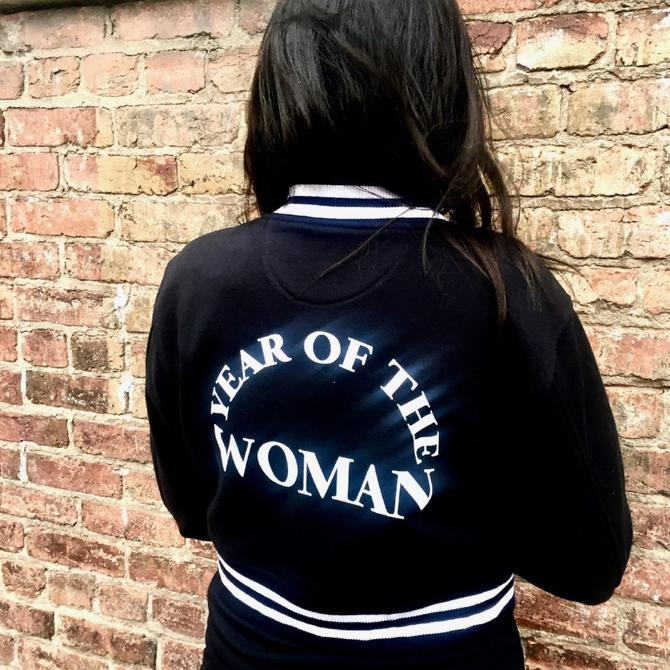 'Year of the Woman' Cropped Jacket