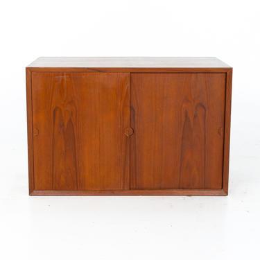 Cado Mid Century Teak Sliding Door Wall Unit Box - mcm by ModernHill