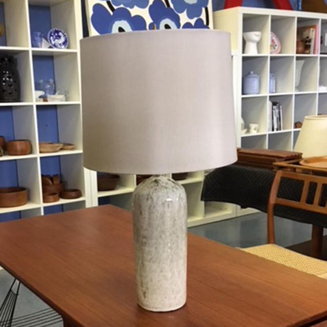 HA-18168 Vintage Ceramic Lamp