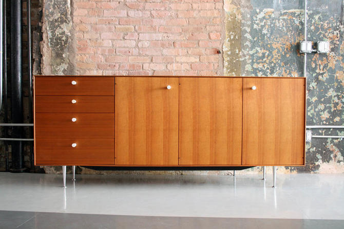Original Thin Edge Credenza by George Nelson for Herman Miller