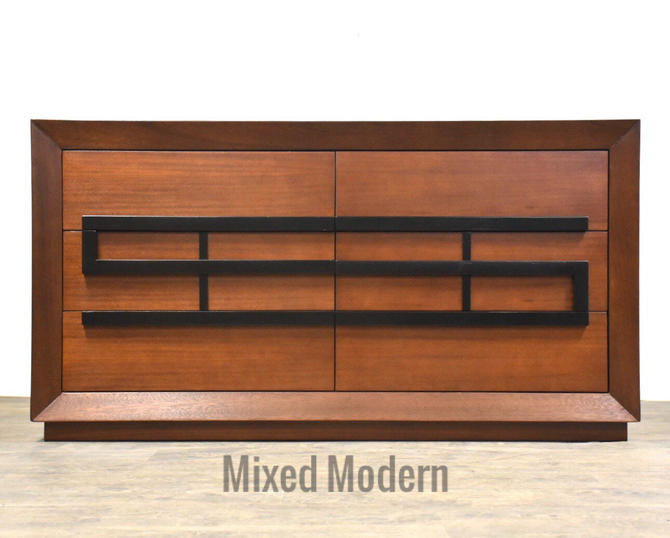 Maximilian Original for Karp Furniture Mahogany Dresser by mixedmodern1