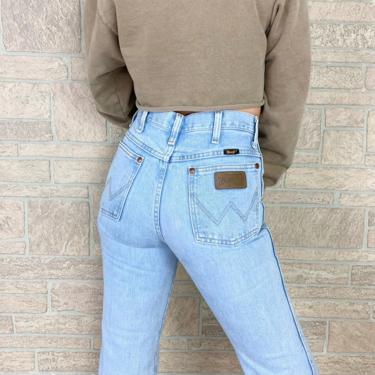 Wrangler Vintage Western Jeans / Size 25 by NoteworthyGarments
