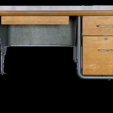 1950s Brunswick & Co Mid Century Writing Desk