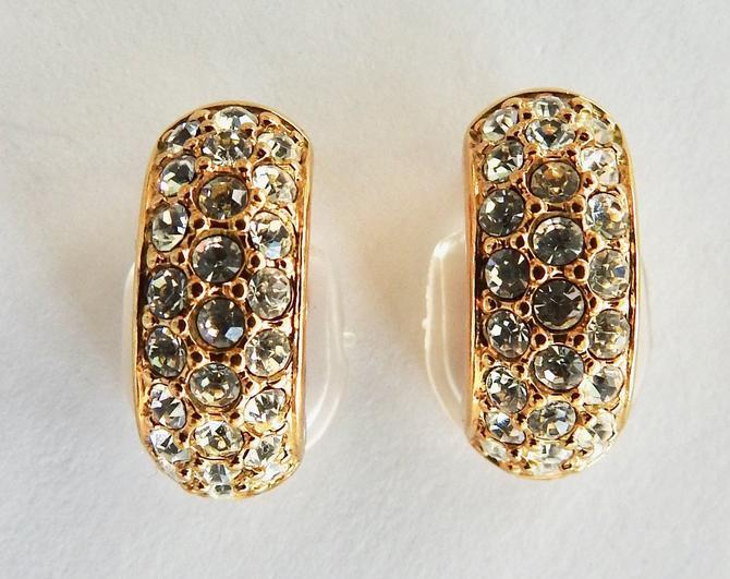 Vintage Swarovski Earrings by LegendaryBeast