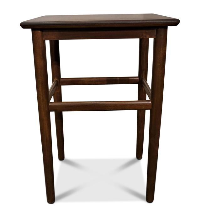 Original Danish Mid Century Rosewood Side Table - Pia by LanobaDesign