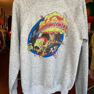 2020 surviver sweatshirt M/L by GimmeDangerLA