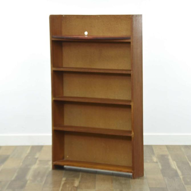Tall Contemporary Bookcase