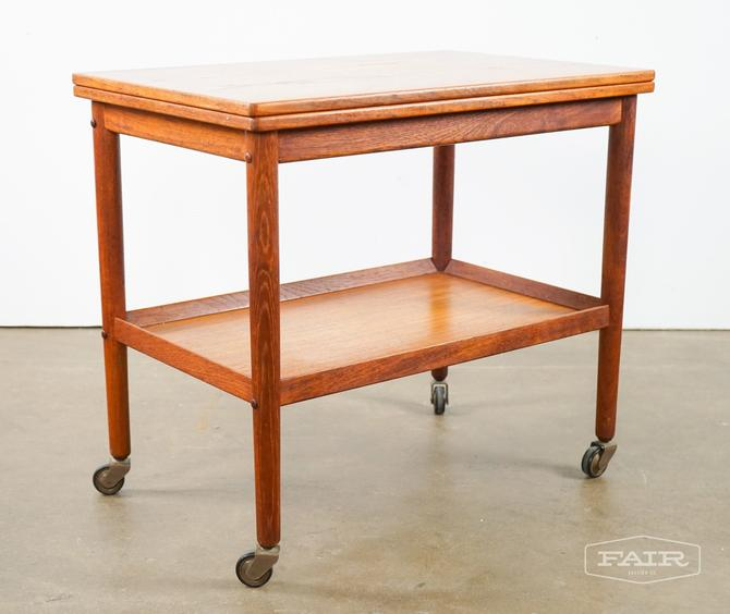 Grete Jalk for Poul Jeppesen Bar Cart