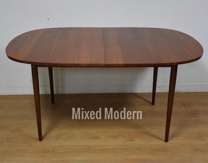 Kipp Stewart and Stewart MacDougall Dining Table w leaves by mixedmodern1