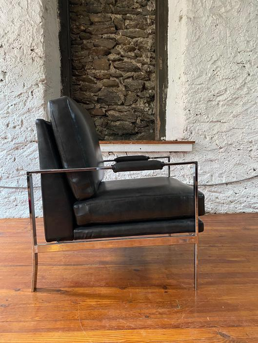 Mid century lounge chair mid century modern flat bar club chair mid century modern accent chair by VintaDelphia