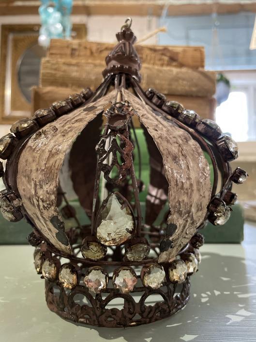 Decorative Jeweled Crown