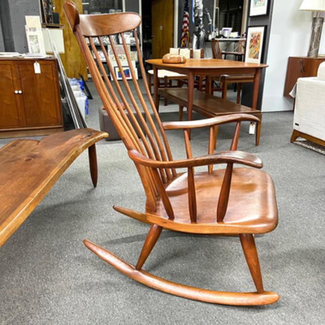 Robert Whitley Rocking Chair