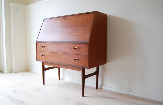 Additional Shipping Fee for Danish Modern Teak Secretary Desk Made in Denmark by MidCentury55