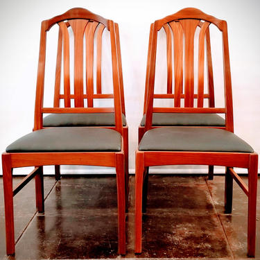 B&I Nathan Furniture Dining Chairs   England