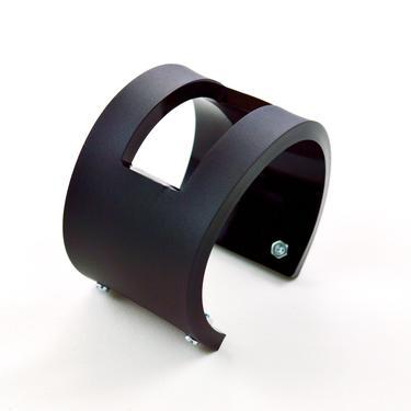 COSTANZA CUFF, Acrylic Bracelet, Acrylic Cuff, Clear Cuff, Blue Cuff, Green Cuff, Black Cuff, Acrylic Cuff, Statement Jewelry, Birthday Gift by CHOFA