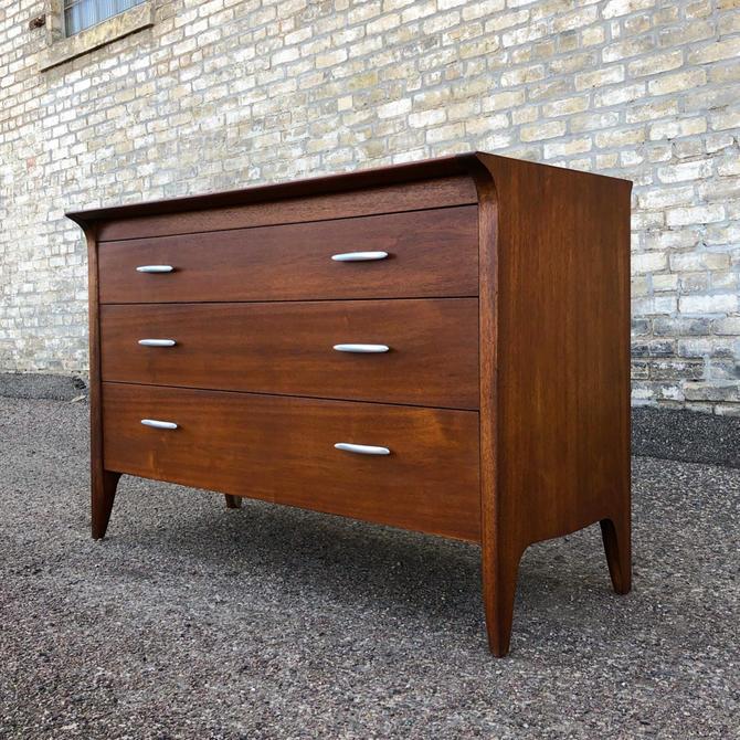 Drexel 'profile' Dresser Designed By John Van Koert