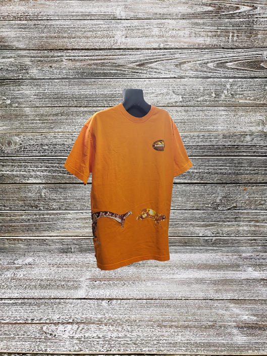 Vintage Survivor T-Shirt, Australian Outback Survivor, Outwit Outplay Outlast Tee, Survivor Australia Reality TV Show, Vintage Clothing by AGoGoVintage